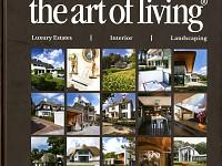 Vers van de pers boek 'The Art of Living'